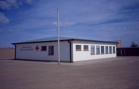 Gesundheitsstation 1988